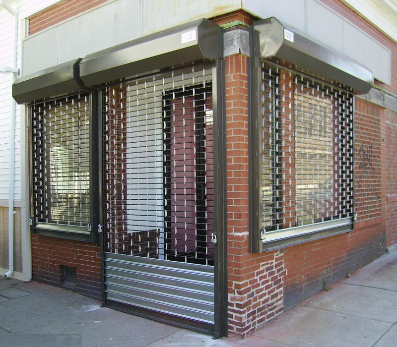 storefront gate repair service Brooklyn